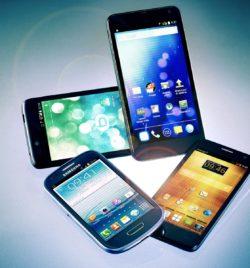 Comparatif Smartphones - Capital