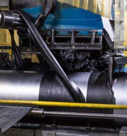 Usine Bridgestone de Béthune - Fabrication du caoutchou- Banbury