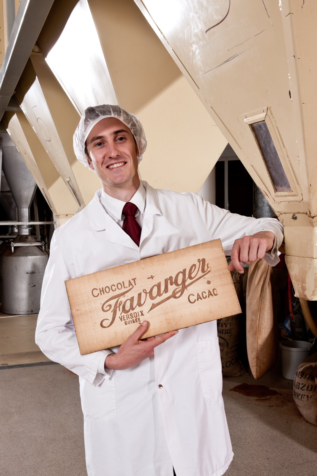 Chocolaterie Favarger