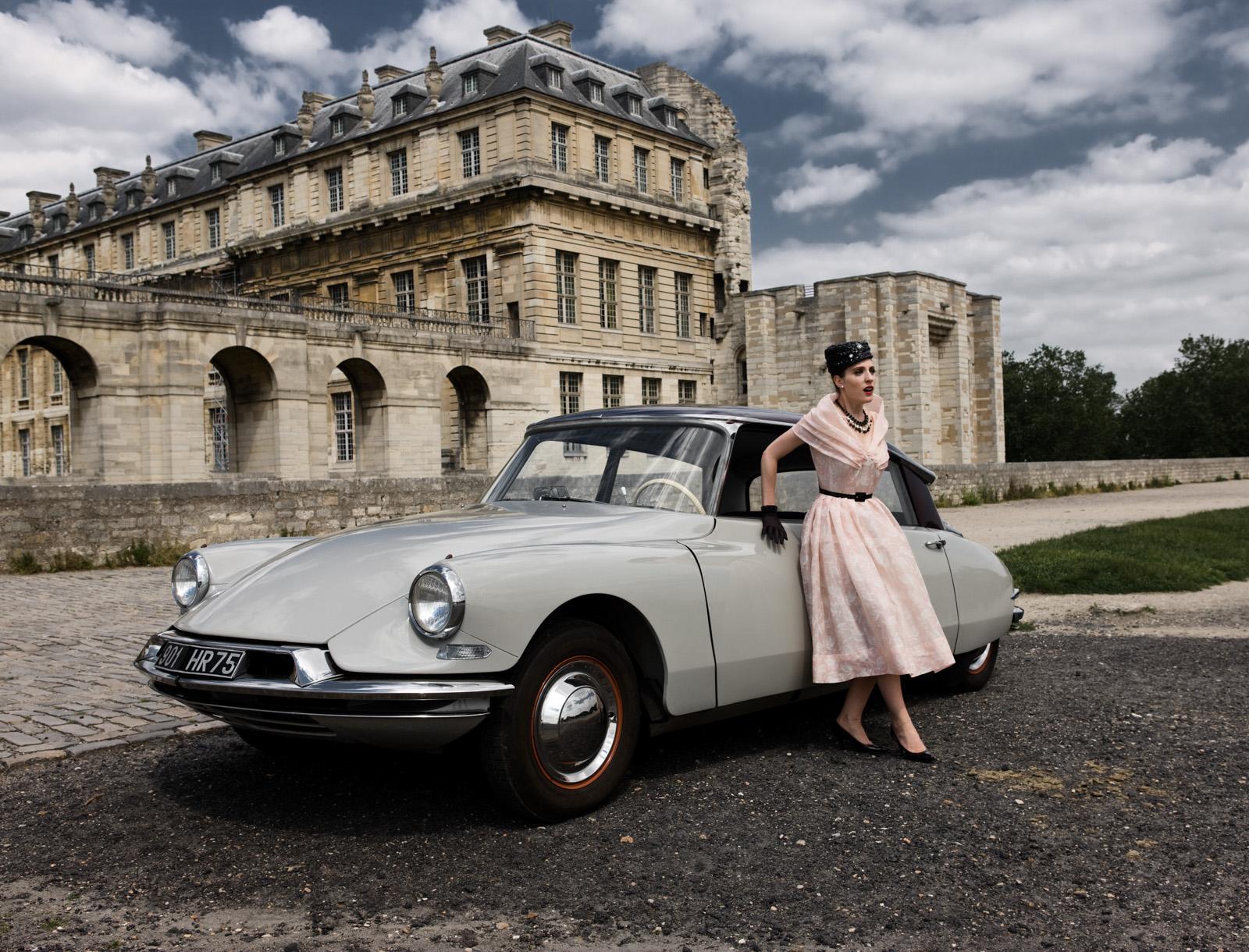 """Livre """"Automobile et glamour"""""""