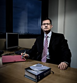 Alexandre Gardette - Chef de service- service du controle fiscal