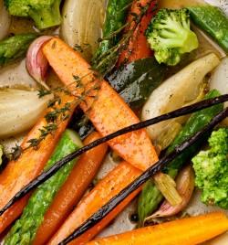 Légumes en barigoule