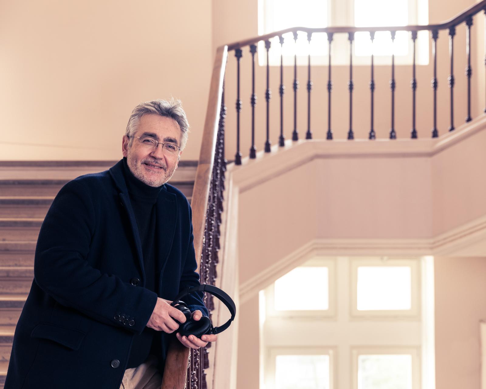Christian Lorenzi Laboratoire des Systèmes Perceptifs Chercheur, Professeur en psychologie expérimentale / ex-Directeur des études scientifiques de l'ENS