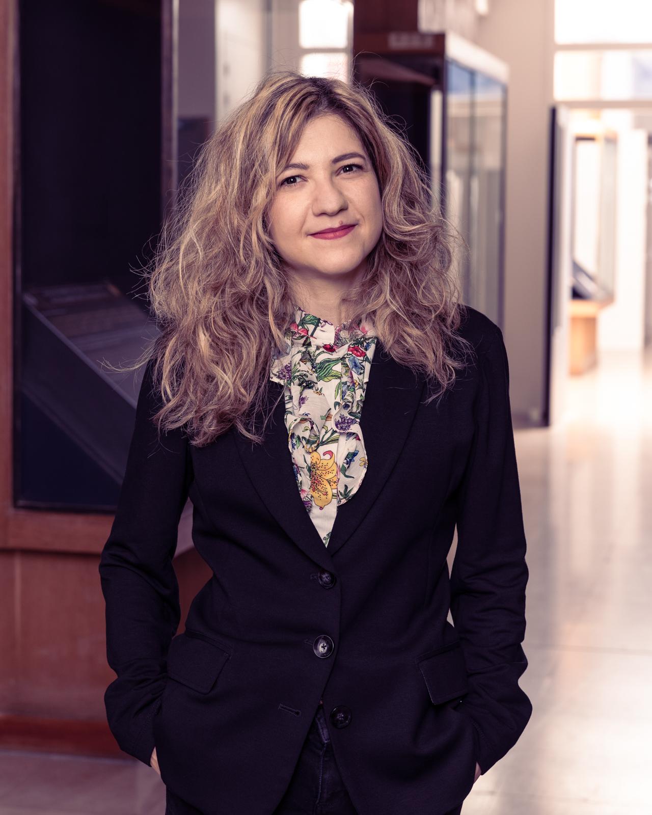 Claudia Lunghi Laboratoire des Systèmes Perceptifs Chercheur, Chercheuse CNRS (CRCN)