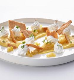 Dans l'esprit d'une tarte au citron-Le Montrachet