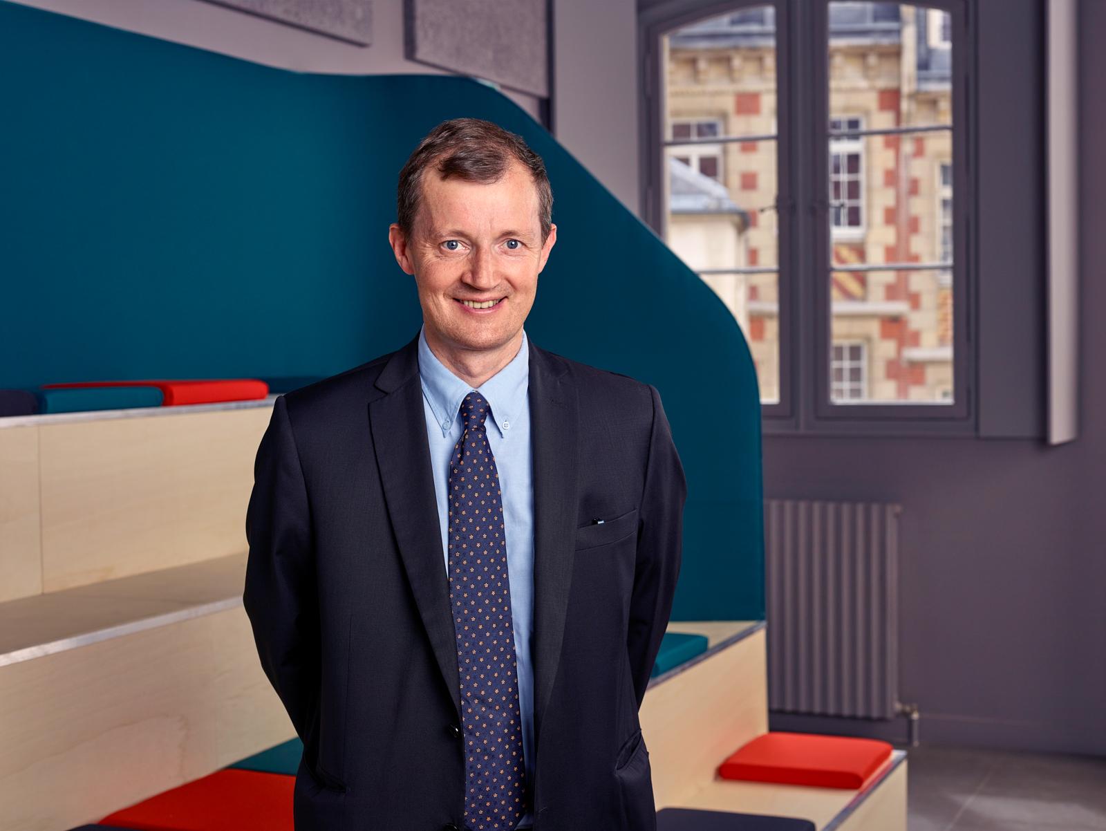 Hilaire de Chergé - Secrétaire Général de l'ICP