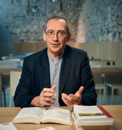Olivier Artus - Vice-Recteur à la recherche - ICP