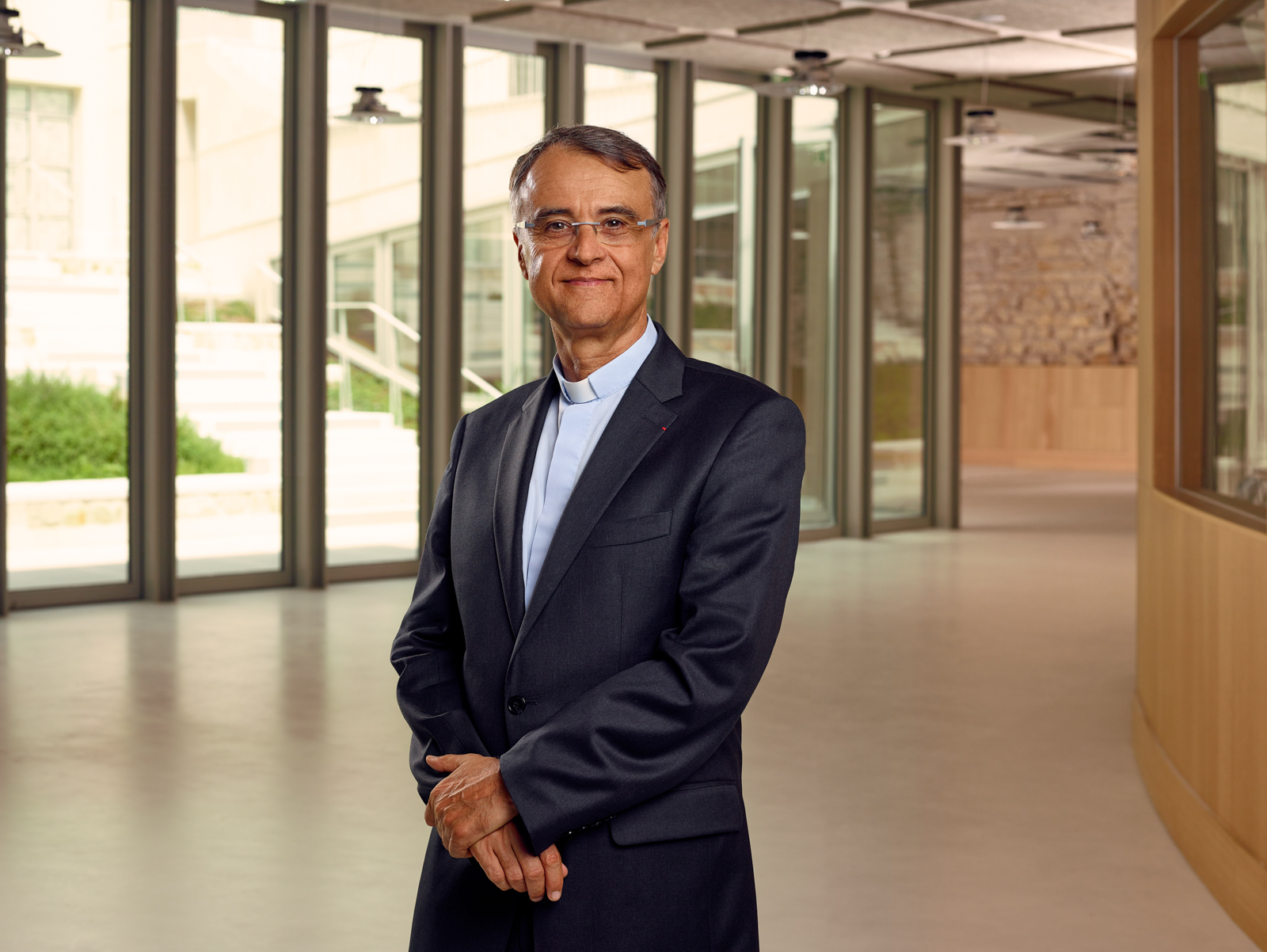 Mgr Philippe Bordeyne - Recteur de l'ICP
