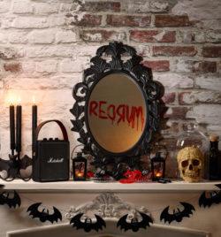 Halloween pour l'Instagram des magasins Cultura