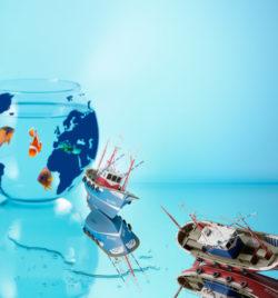 Illutstration Sauvez Les Oceans - Science