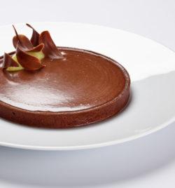 tarte chocolat lait citron - Ecole de cuisine Alain Ducasse