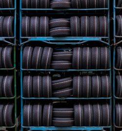 Usine Bridgestone de Béthune - Entrepot logistique